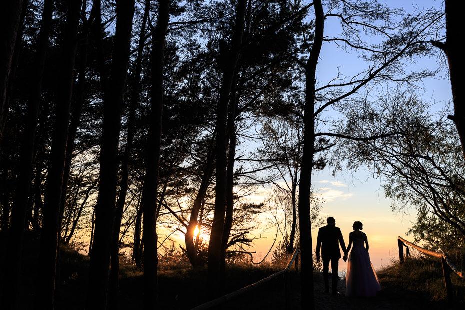 Wedding Portraits at Baltic Sea - Wedding photographers