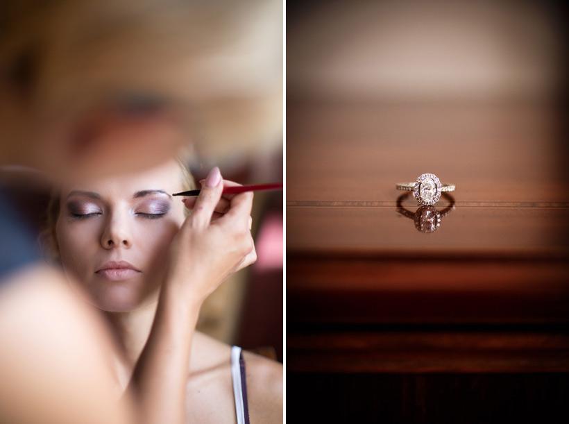wedding make-up in kent