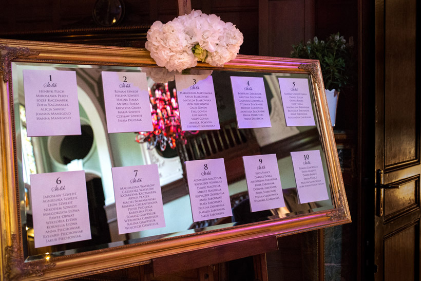 wedding details guestlist idea canterbury