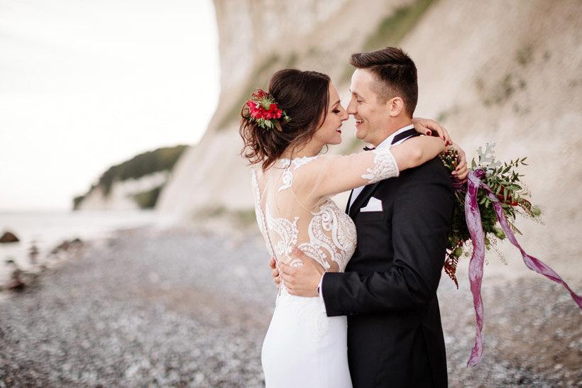 rugen wedding photoshoot