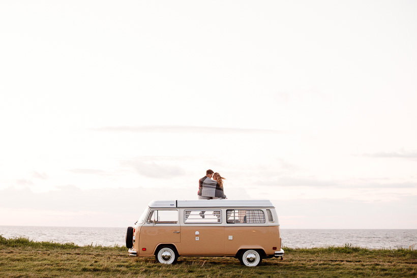 seaside couple sessions