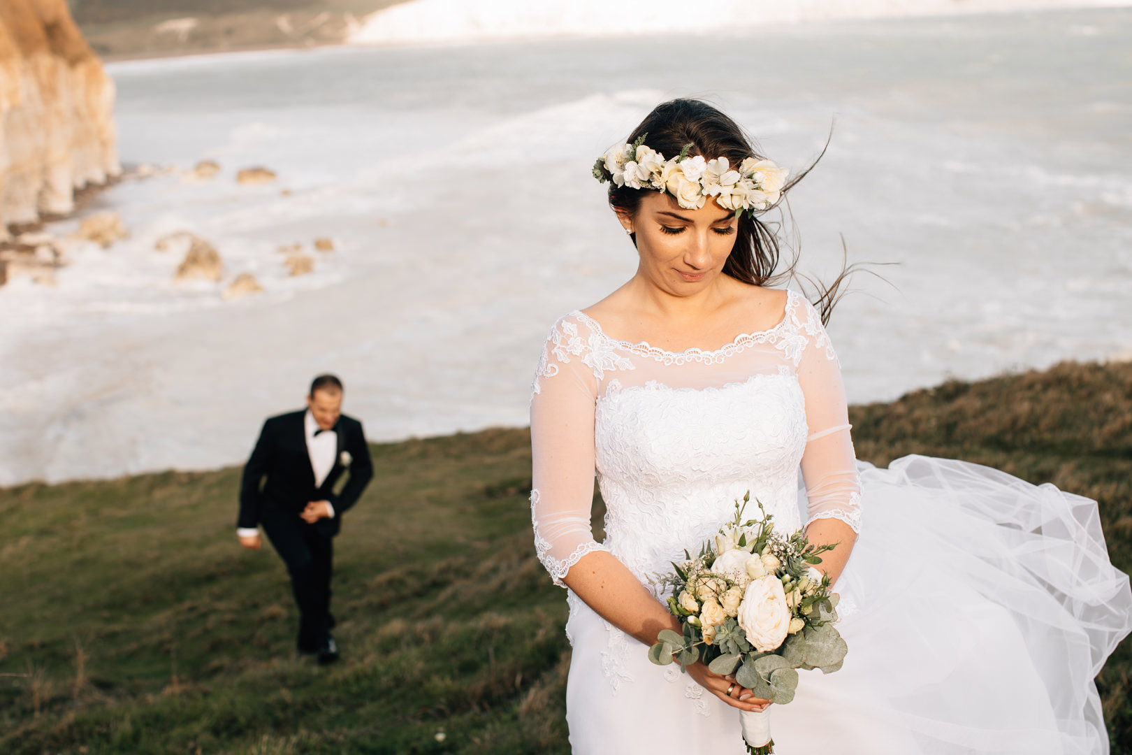 seven sisters wedding photo