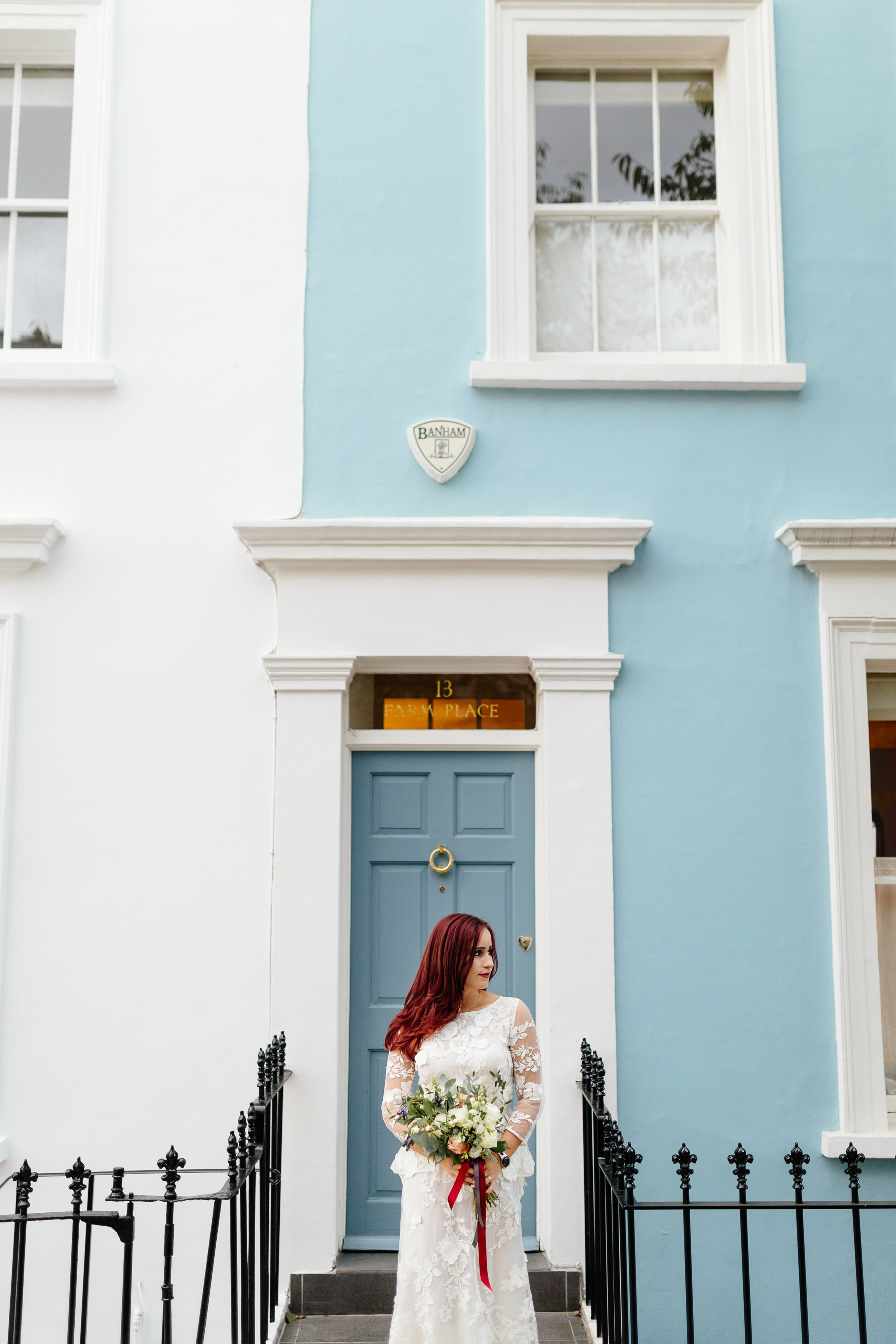 notting hill portrait