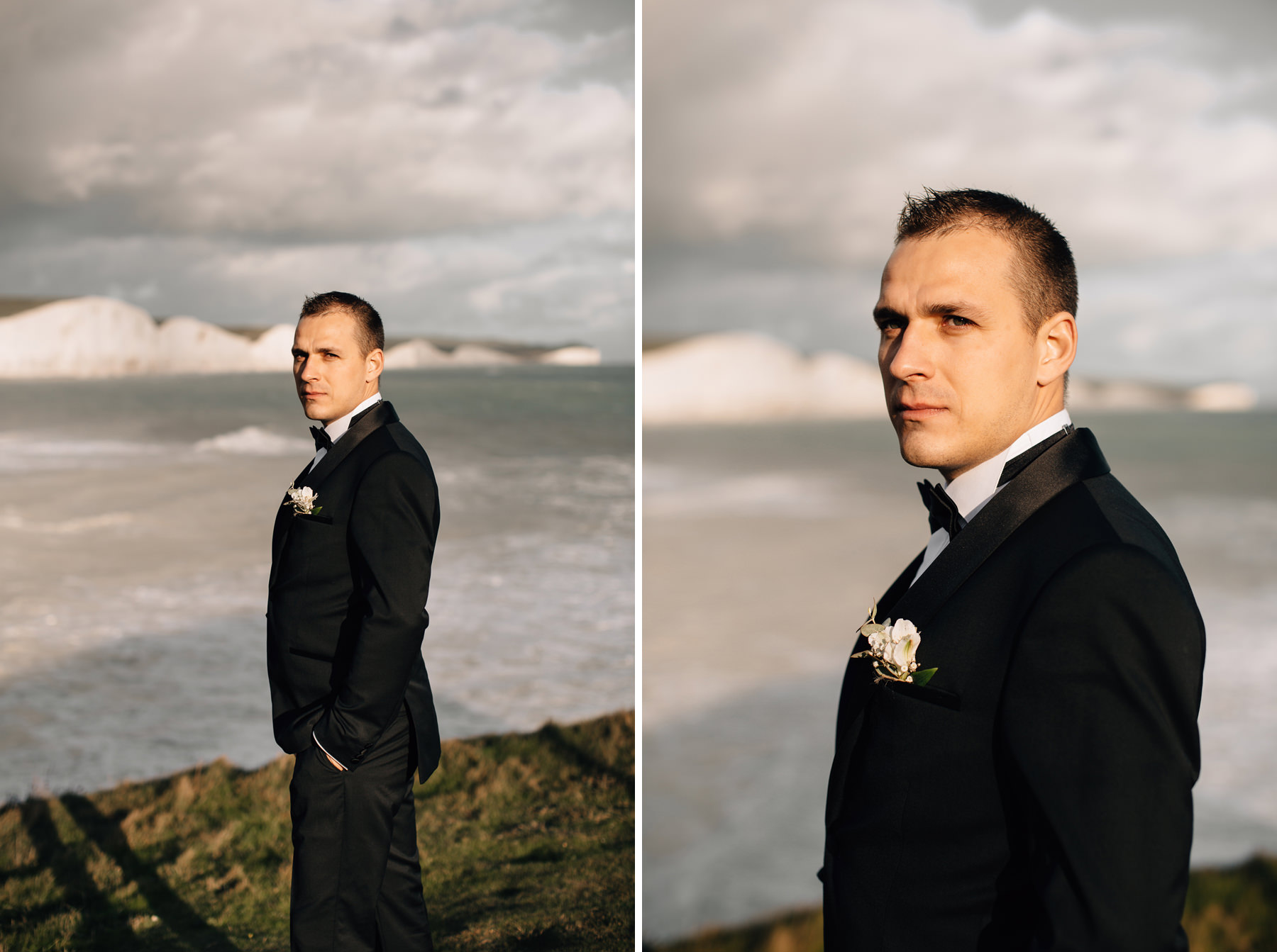 seven sisters wedding groom