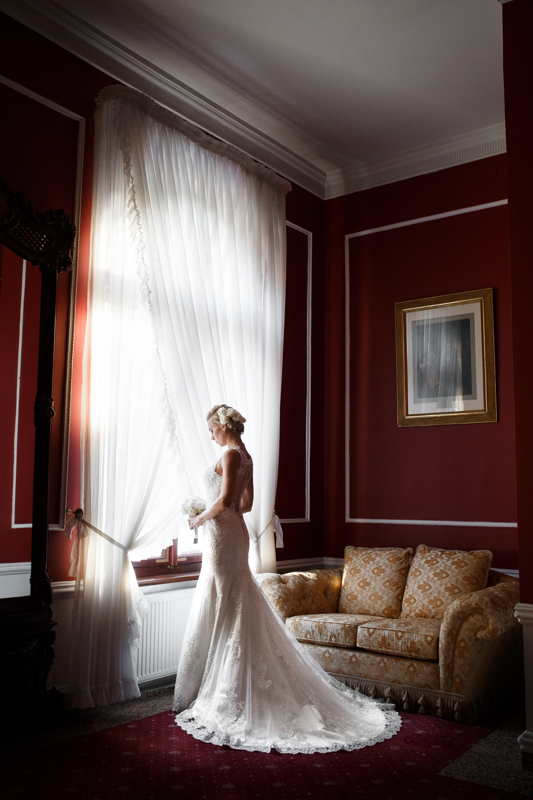 bridal portrait palace, wedding inspiration kent