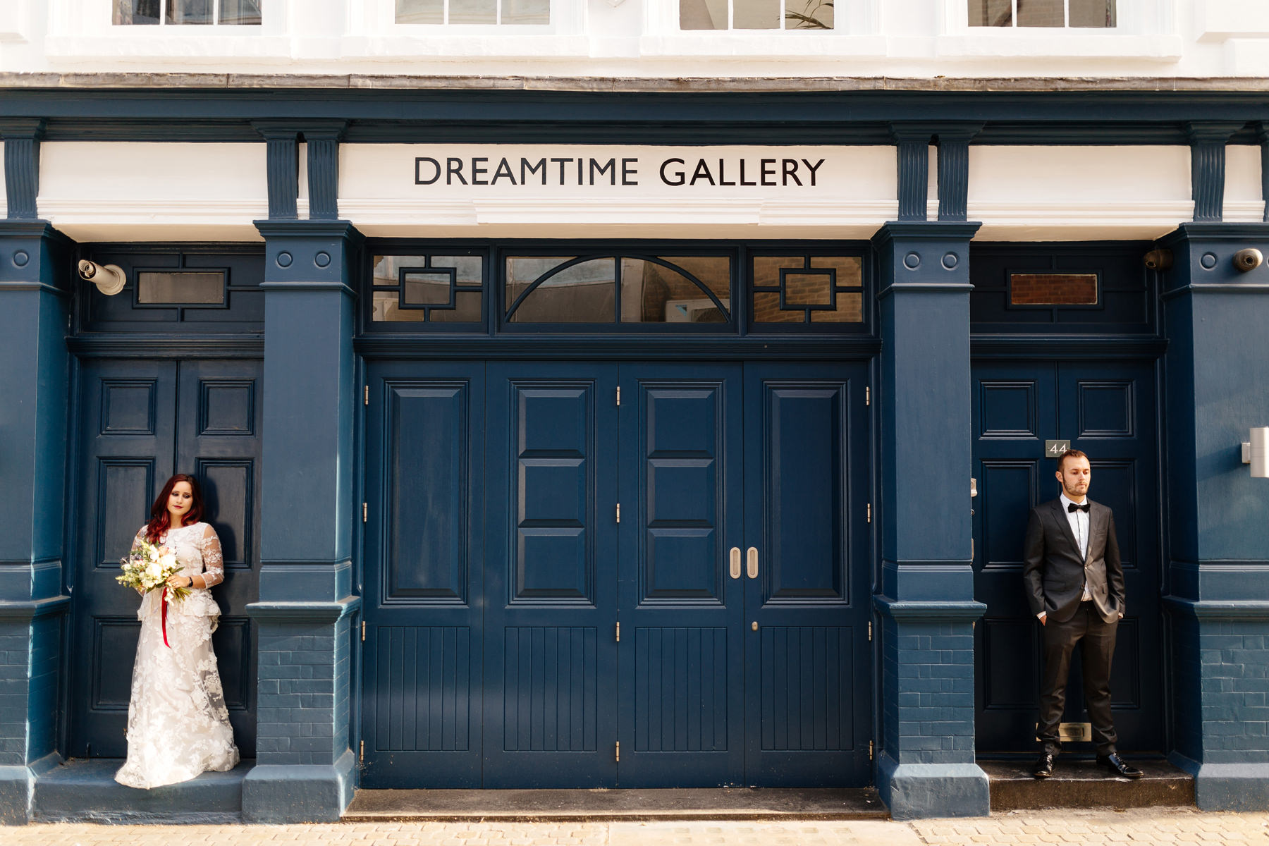 dreamtime gallery london notting hill