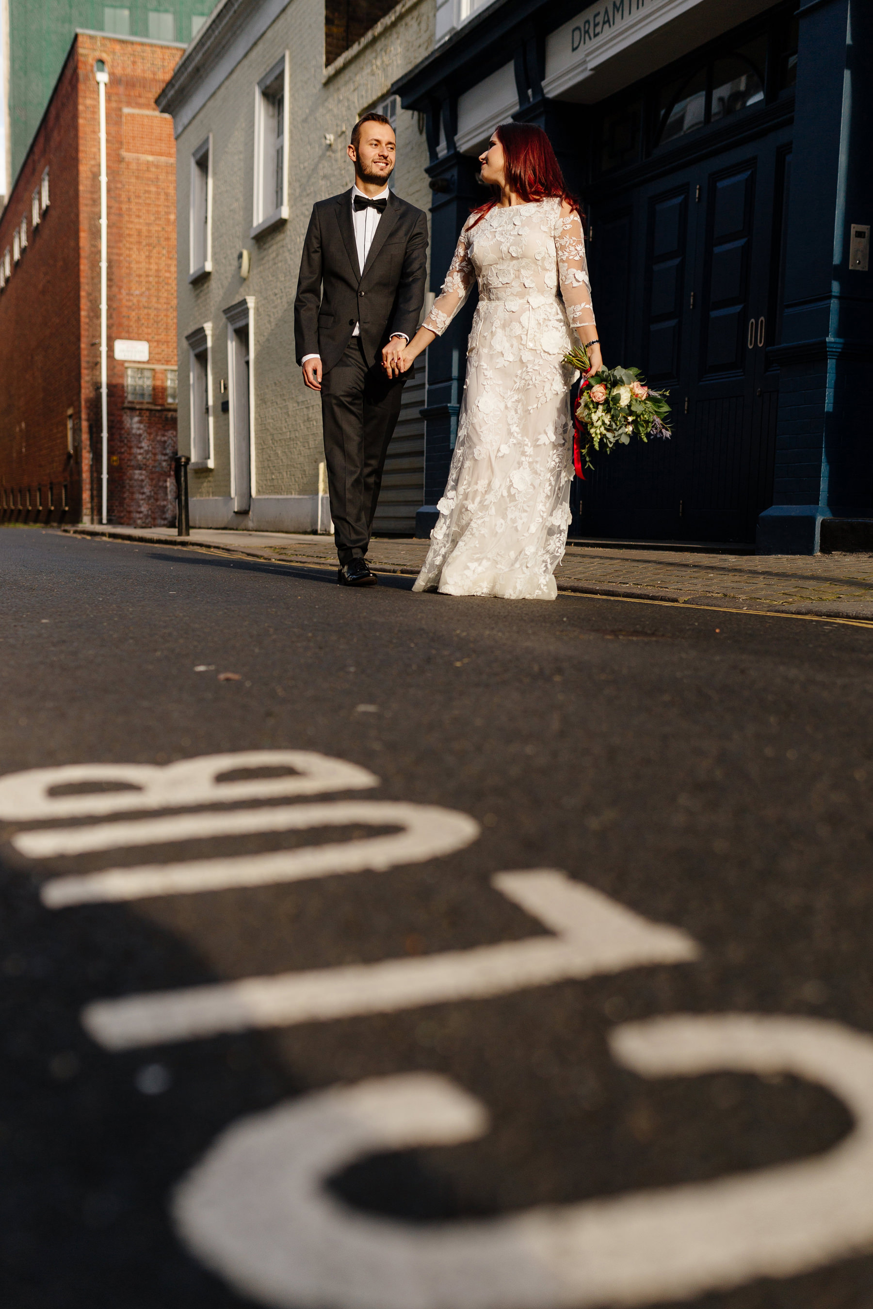 london wedding photoshoot