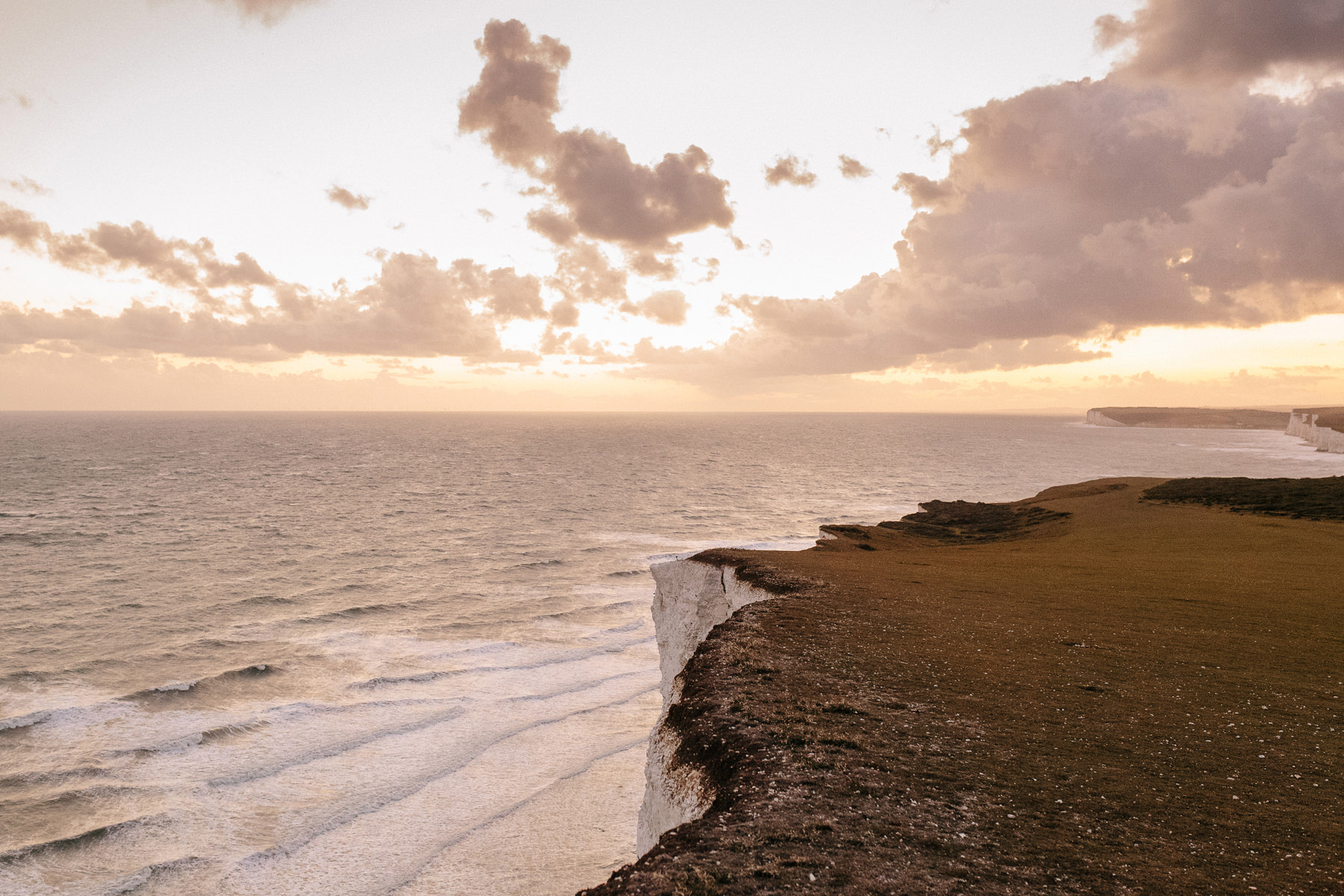 beachy head uk landscapes